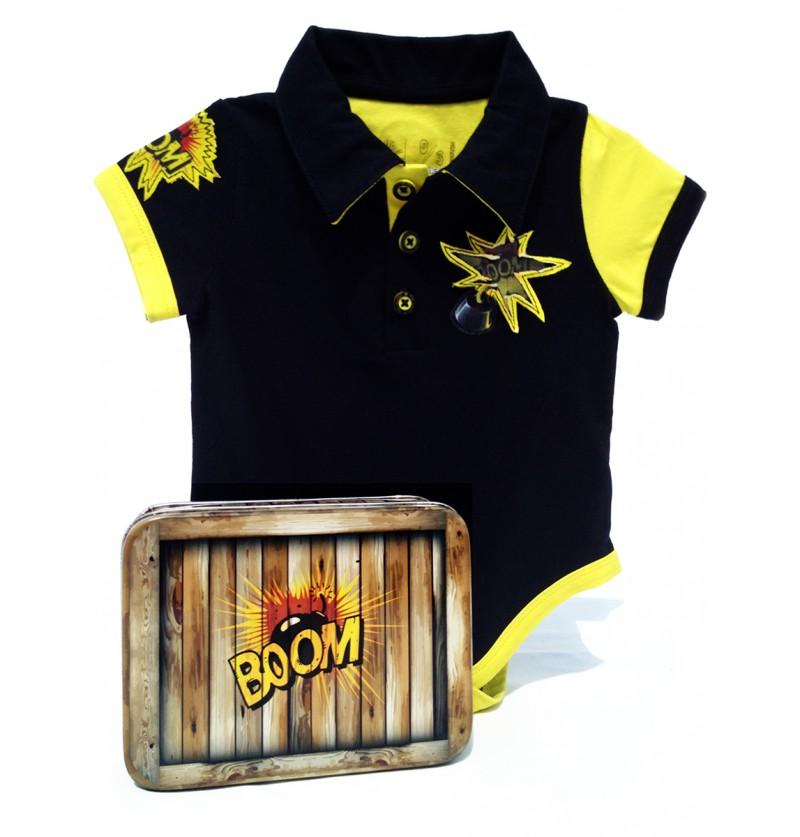Body Bomba para bebé