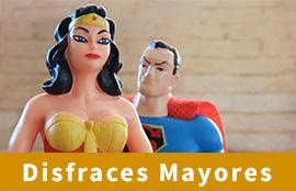Disfraces Mayores